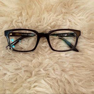 Warby Parker Brown Black Eaton Glasses